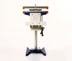 350 type double side (blue) foot seal machine PFS350D