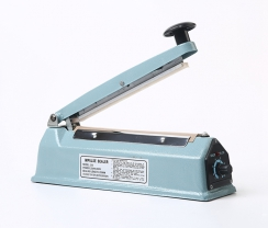 200 type - two cylindrical shell hand pressure sealing machine