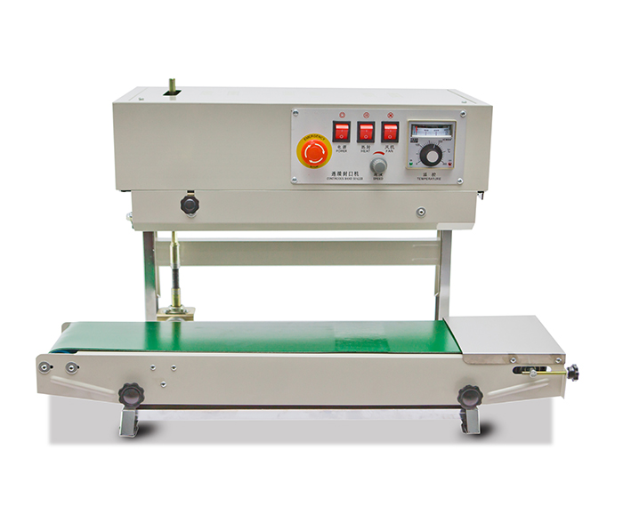 White vertical continuous sealer